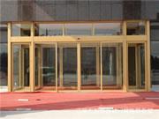 铝型材风室门3